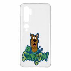 Чехол для Xiaomi Mi Note 10 Scooby Doo!