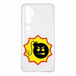 Чехол для Xiaomi Mi Note 10 Serious Sam