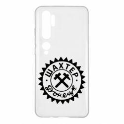 Чехол для Xiaomi Mi Note 10 Шахтер Донецк