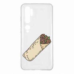 Чехол для Xiaomi Mi Note 10 Шаурма