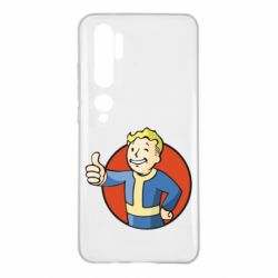 Чохол для Xiaomi Mi Note 10 Shelter