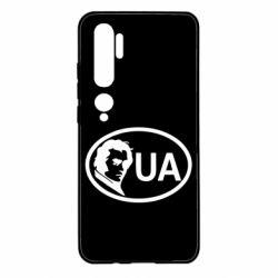Чохол для Xiaomi Mi Note 10 Shevchenko UA