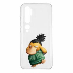 Чохол для Xiaomi Mi Note 10 Shikamaru Psyduck