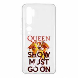 Чохол для Xiaomi Mi Note 10 Show must go on