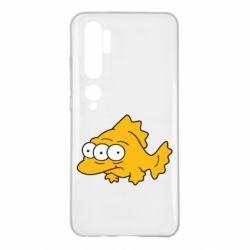 Чохол для Xiaomi Mi Note 10 Simpsons three eyed fish