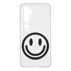Чехол для Xiaomi Mi Note 10 Смайлик