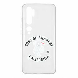 Чехол для Xiaomi Mi Note 10 Sons of Anarchy Samcro Original
