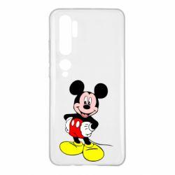 Чохол для Xiaomi Mi Note 10 Сool Mickey Mouse