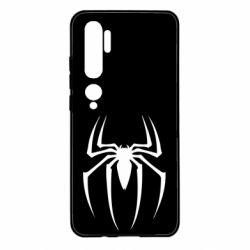 Чехол для Xiaomi Mi Note 10 Spider Man Logo