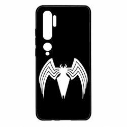 Чехол для Xiaomi Mi Note 10 Spider venom