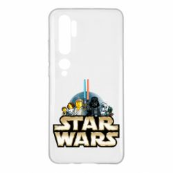 Чохол для Xiaomi Mi Note 10 Star Wars Lego