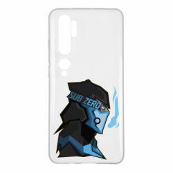 Чехол для Xiaomi Mi Note 10 Sub-Zero