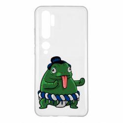 Чехол для Xiaomi Mi Note 10 Sumo toad