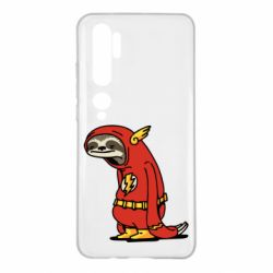 Чехол для Xiaomi Mi Note 10 Super lazy flash
