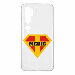Чохол для Xiaomi Mi Note 10 Super Medic