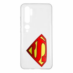 Чохол для Xiaomi Mi Note 10 Superman Logo