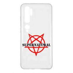 Чехол для Xiaomi Mi Note 10 Supernatural