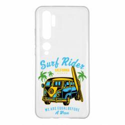 Чохол для Xiaomi Mi Note 10 Surf Rider