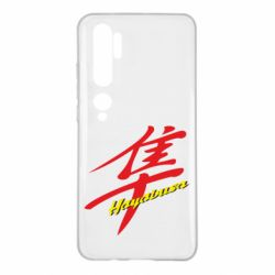 Чехол для Xiaomi Mi Note 10 Suzuki Hayabusa