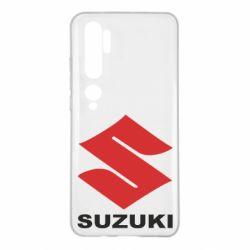 Чехол для Xiaomi Mi Note 10 Suzuki