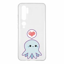 Чохол для Xiaomi Mi Note 10 Sweet Octopus