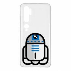 Чехол для Xiaomi Mi Note 10 Sweet R2D2