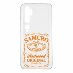 Чехол для Xiaomi Mi Note 10 Сыны Анархии Samcro