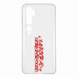 Чохол для Xiaomi Mi Note 10 Tankograd Logo