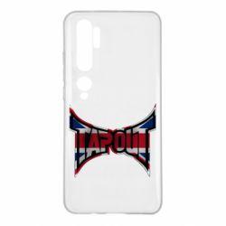 Чехол для Xiaomi Mi Note 10 Tapout England