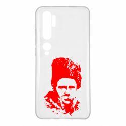 Чехол для Xiaomi Mi Note 10 Тарас Григорович Шевченко