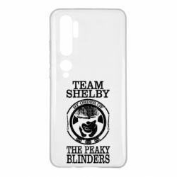 Чохол для Xiaomi Mi Note 10 Team Shelby the Peaky Blinders