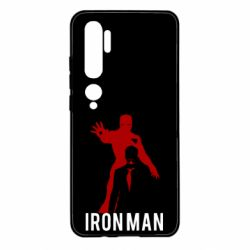 Чехол для Xiaomi Mi Note 10 The Invincible Iron Man