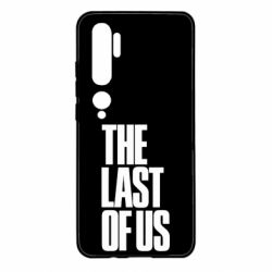 Чохол для Xiaomi Mi Note 10 The Last of Us