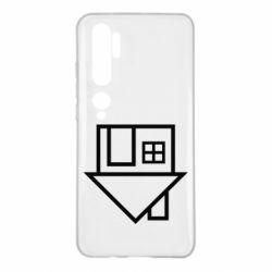 Чехол для Xiaomi Mi Note 10 The Neighbourhood Logotype
