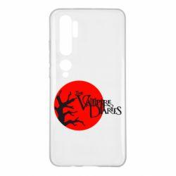Чехол для Xiaomi Mi Note 10 The Vampire Diaries