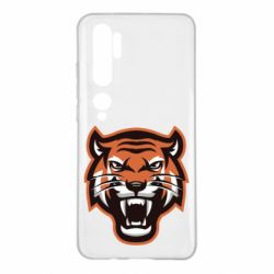 Чохол для Xiaomi Mi Note 10 Tiger