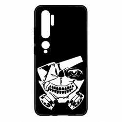 Чехол для Xiaomi Mi Note 10 Tokyo Ghoul mask