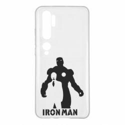 Чехол для Xiaomi Mi Note 10 Tony iron man