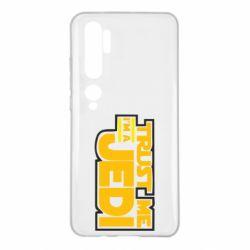 Чехол для Xiaomi Mi Note 10 Trust me, I'm a Jedi