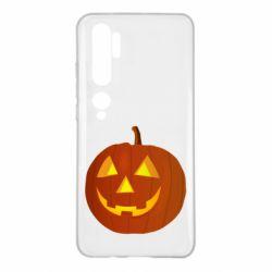 Чохол для Xiaomi Mi Note 10 Тыква Halloween