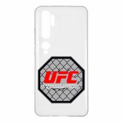 Чехол для Xiaomi Mi Note 10 UFC Cage