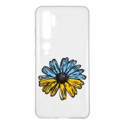 Чехол для Xiaomi Mi Note 10 Українська квітка