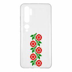 Чехол для Xiaomi Mi Note 10 Українська вишивка