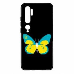 Чехол для Xiaomi Mi Note 10 Український метелик