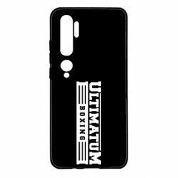 Чехол для Xiaomi Mi Note 10 Ultimatum Boxing