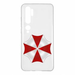 Чохол для Xiaomi Mi Note 10 Umbrella Corp Logo