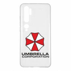 Чехол для Xiaomi Mi Note 10 Umbrella