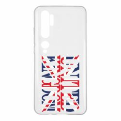 Чехол для Xiaomi Mi Note 10 United Kingdom