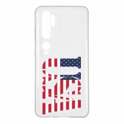 Чохол для Xiaomi Mi Note 10 USA