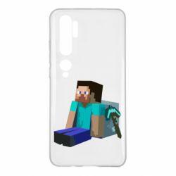 Чохол для Xiaomi Mi Note 10 Втомлений Стів